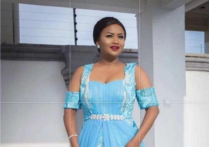 The beautiful Nana Ama McBrown