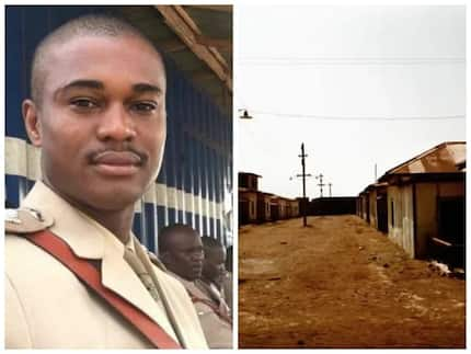Denkyira Boase youths flee after army officer's lynching - turn town into ghost town