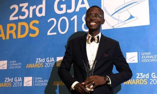 5 times well-deserved persons won the GJA Best Journalist of the Year