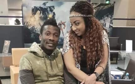 Gifty Gyan never cheated; he's a 'liar and irresponsible' – Wife's friend roasts Asamoah Gyan
