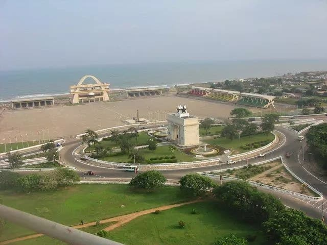 These lovely sites in Ghana just look like paradise