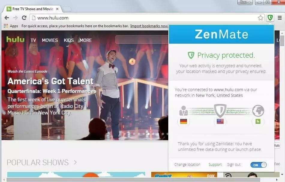 B7 best VPN for chrome ▷ YEN COM GH