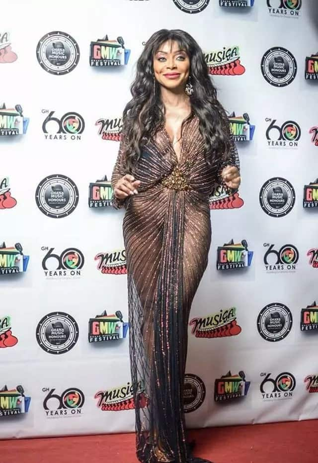 """""""Almost doesn't count"""" when it comes to Stephanie Benson's see-through dress"""