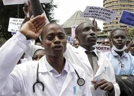 Doctors defend strike