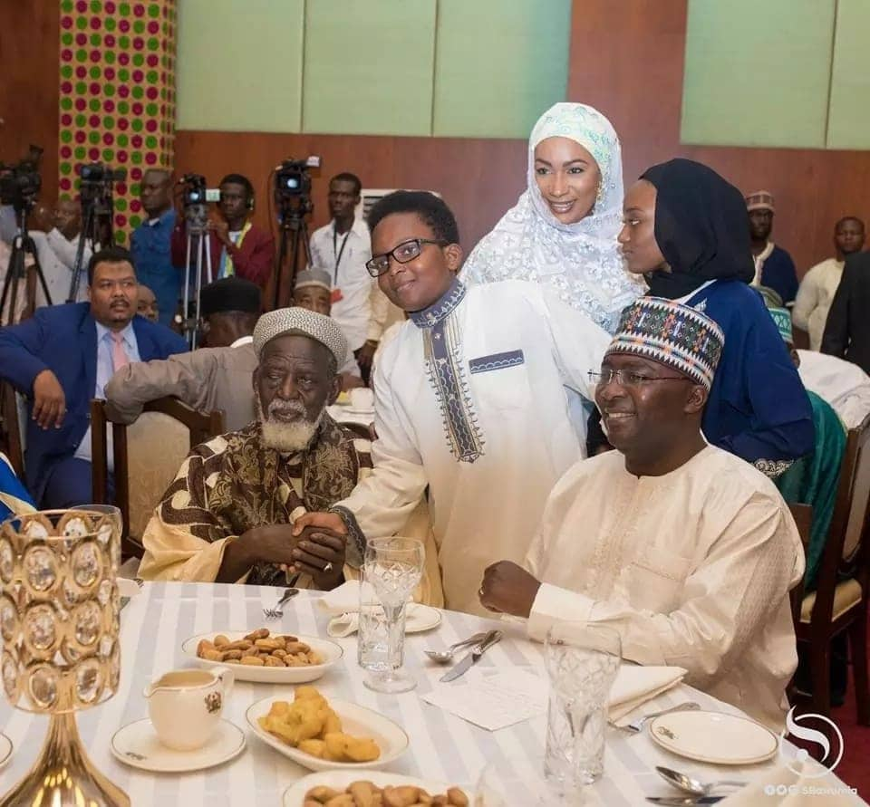 Ramadan signifies peace and love - Veep Dr. Bawumia