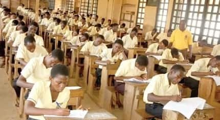 You must read how BECE candidates are fighting fiercely for free SHS spots