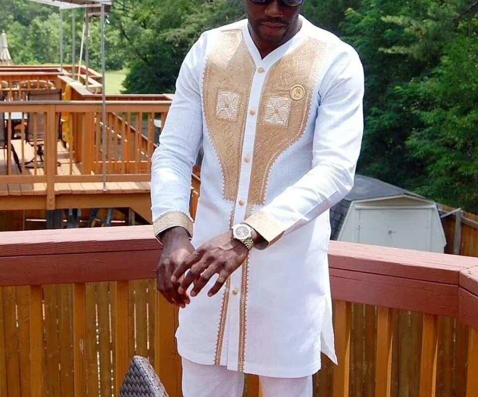 Best Ghanaian African wear styles for men in 2018