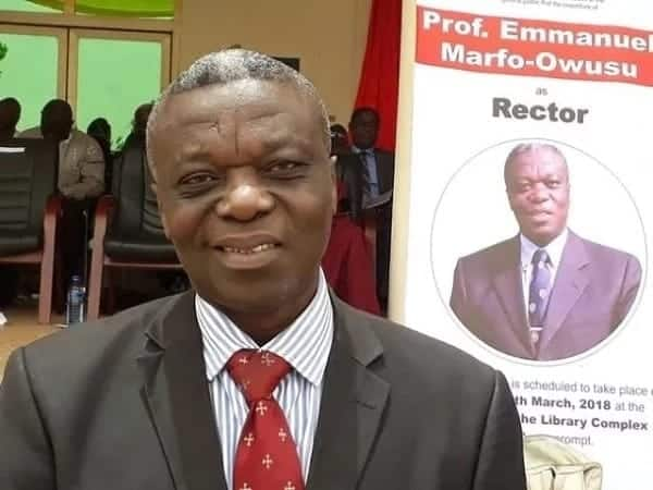 'Small boy' Minister, Napo can't order me around – Wa Poly Rector