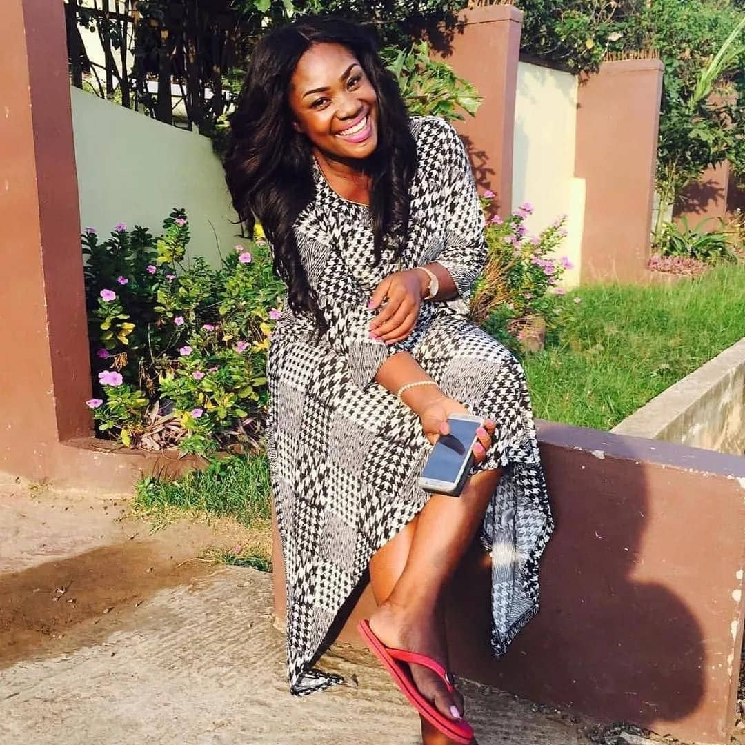 Here are photos of the luxurious houses of some Ghanaian female celebrities