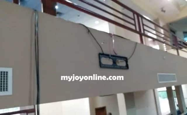 Police foil robbers' attack on ICGC Calvary Temple