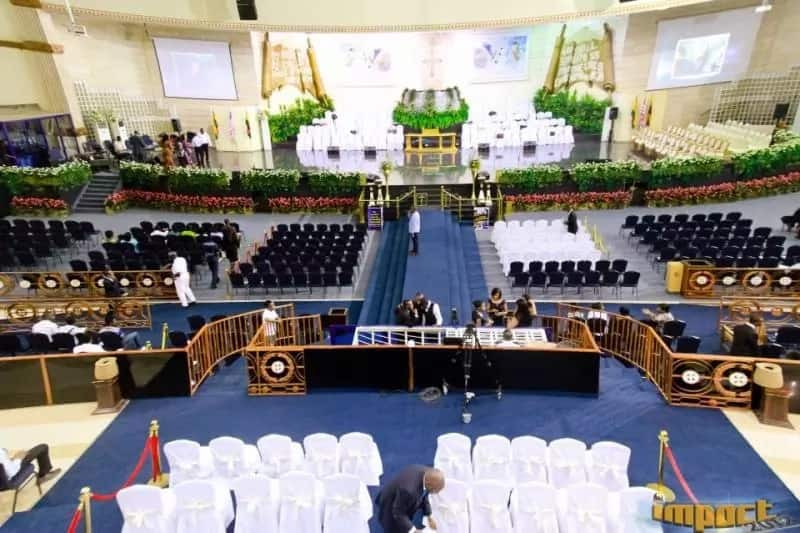These are the largest churches in Ghana (Photos)