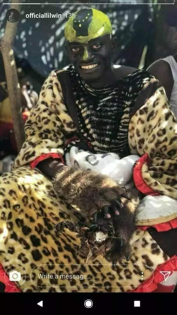 """Lil Win, Kumawood to create Ghana's very own """"Black Panther"""" movie?"""