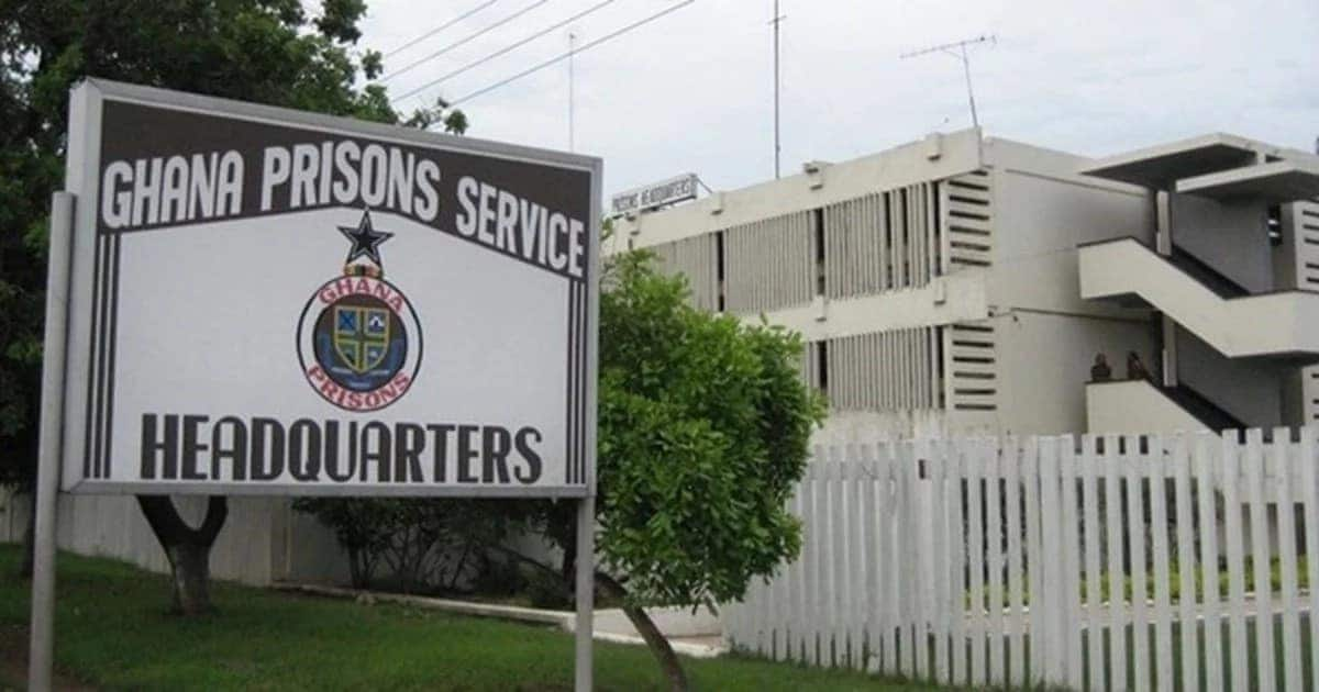 List of prisons in Ghana