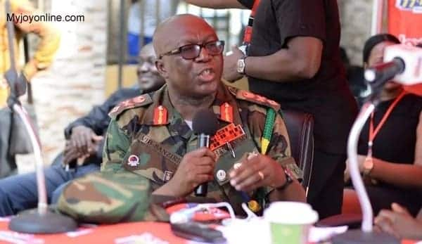 Former NADMO boss appointed Head of UN Disengagement Observer Force