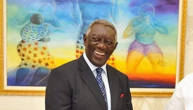 Former President Kufour comments on Afoko, Agyapong suspension