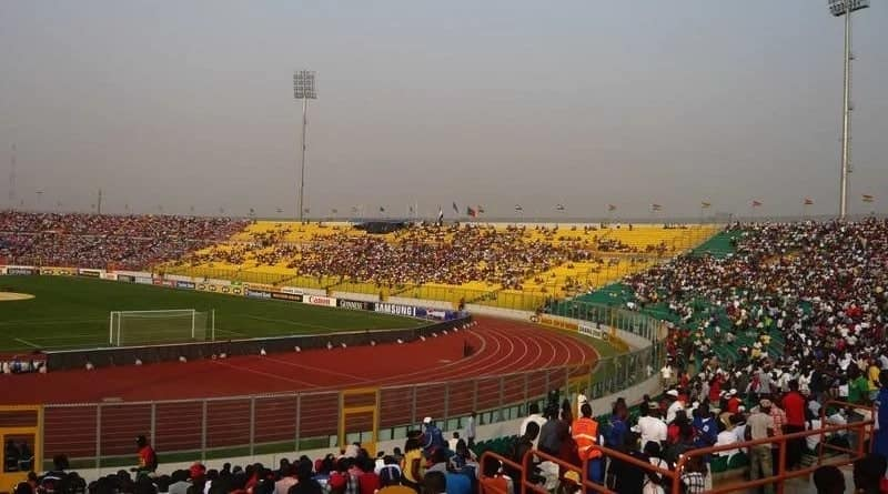Asante Kotoko FC to play at Kumasi Sports Stadium