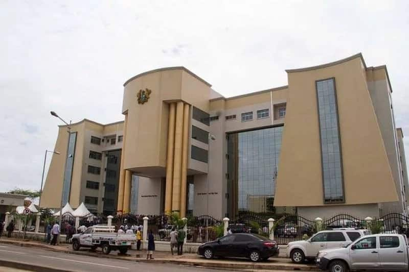 Enter article title Court jails Ecobank's chief of security for stealing two laptops in live CCTV video