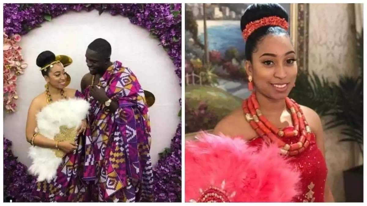 First photos from the traditional wedding of Pastor Oyakhilome's daughter, Sharon