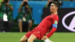 Ronaldo equals Asamoah Gyan record as Spain are held by Portugal at Russia 2018