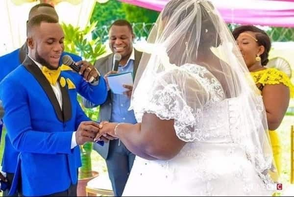Plus-size nurse MzzNaki and husband now parents of two kids