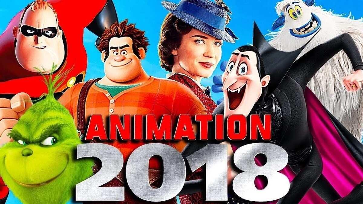 Animated movies 2018 released 2018 animated movies List of 2018 animation films List of 2017 animation films