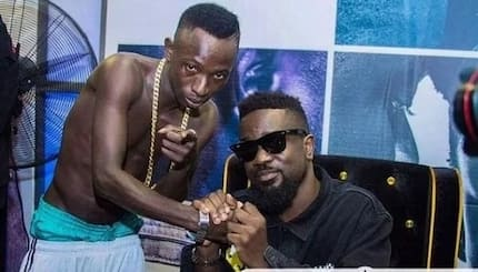 It is an honor to be 'insulted' by Sarkodie - Patapaa