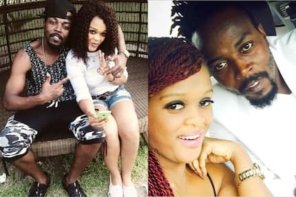 Kwaw Kese shows off his lovely wife in an adorable photo