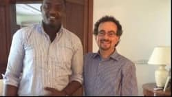 Ghana's favorite British High Commissioner teases Dumelo over Jubilee House name change