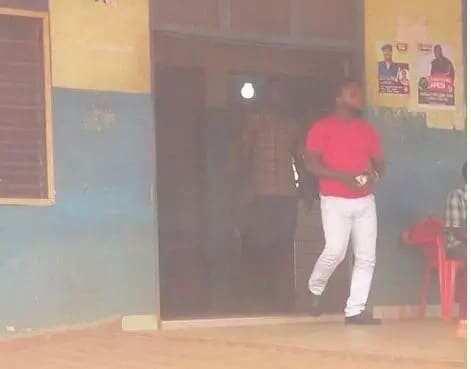 Anita Afriyie's husband arrested for vandalising music store