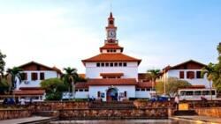 University of Ghana online registration