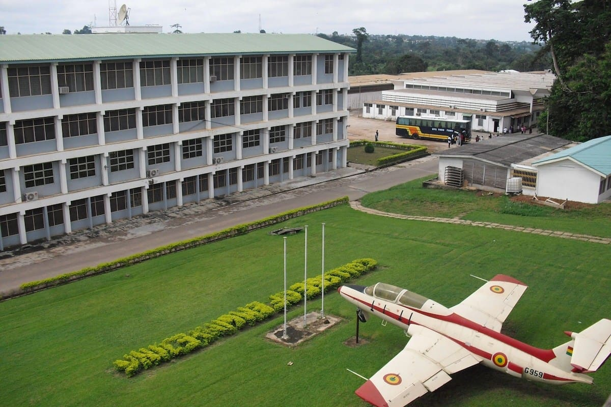 Courses offered at Knust and their cut off points