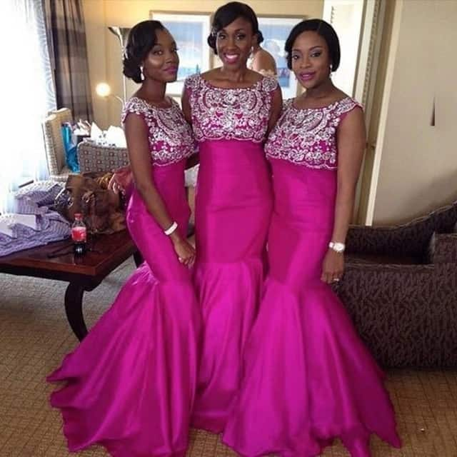 01ba70df176 African bridesmaid dress styles in Ghana ▷ YEN.COM.GH