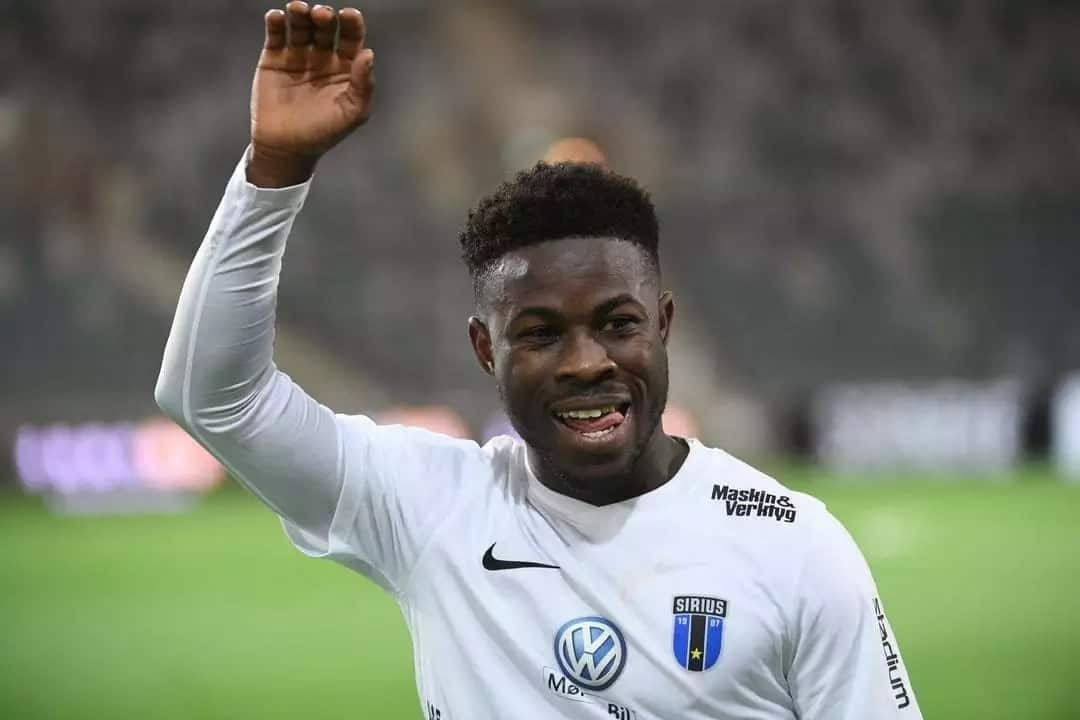 Ghana National Team to lose another youngster to another country?