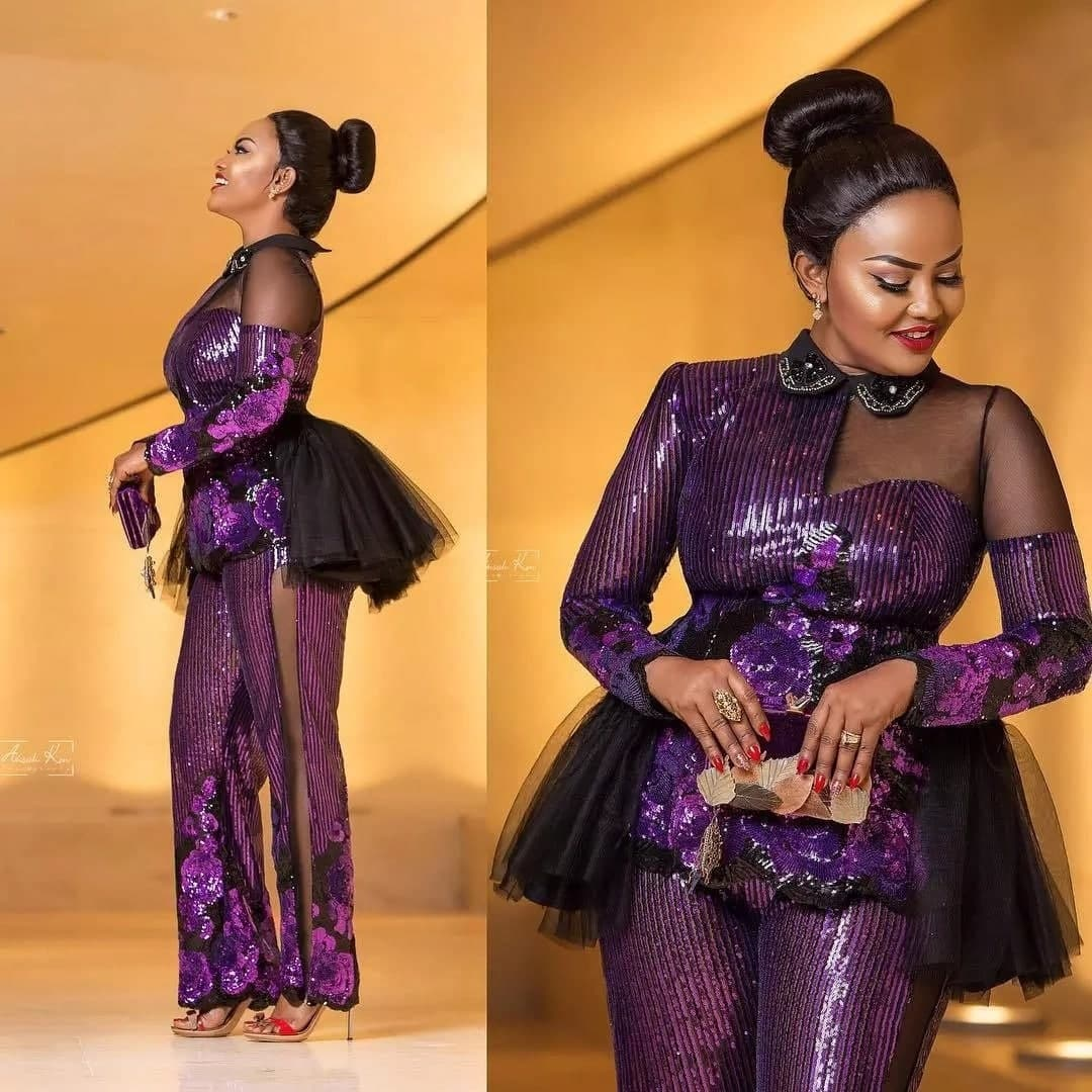 Nana Ama McBrown releases new stunning photos