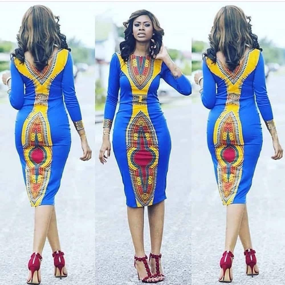 African print straight dress styles,african print styles styles of african print dresses