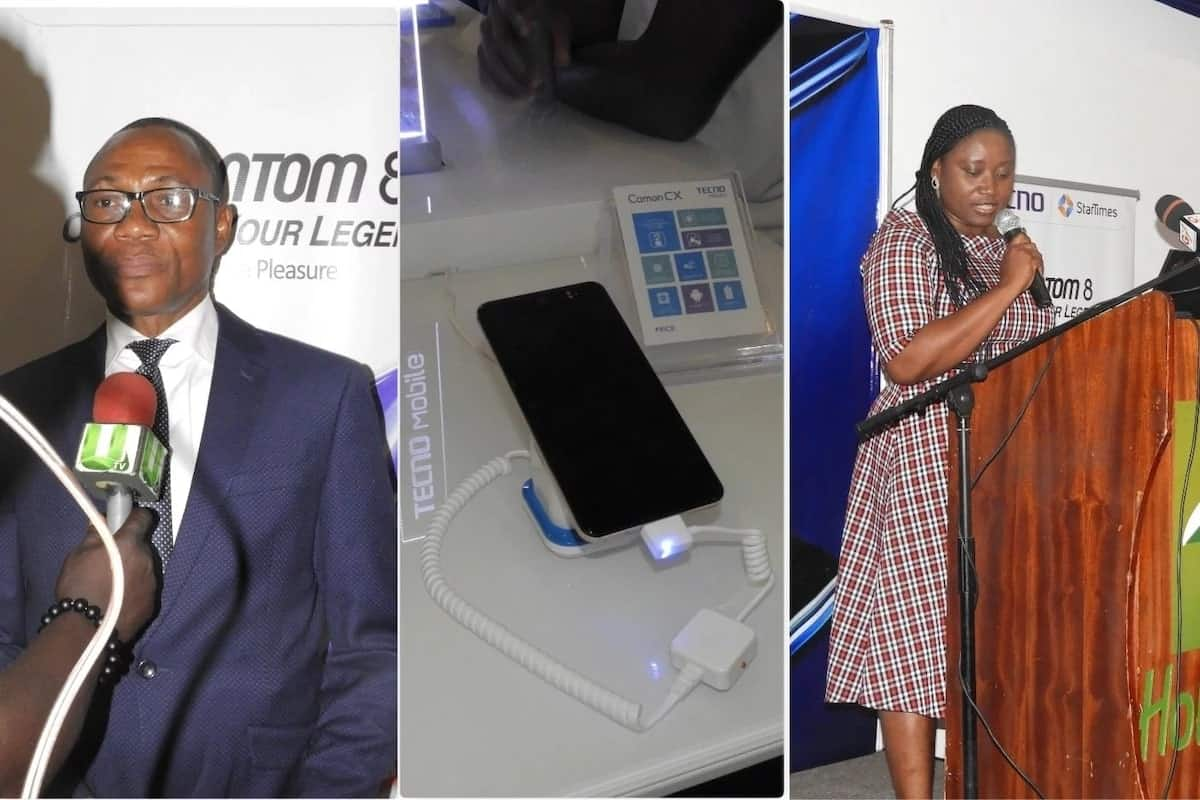 Tecno Mobile Ghana launches new Phantom 8 ▷ YEN COM GH