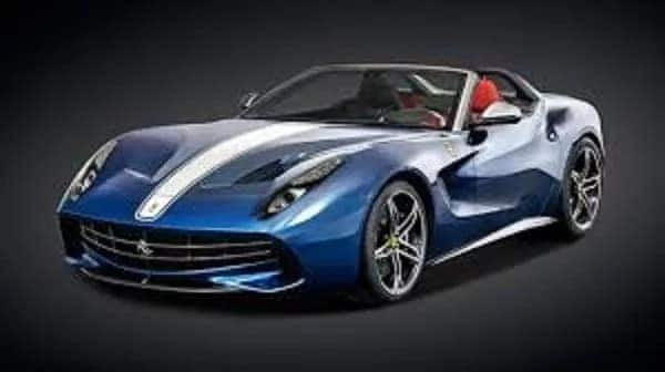 The Most Expensive Car in the World- Ferrari F60 America