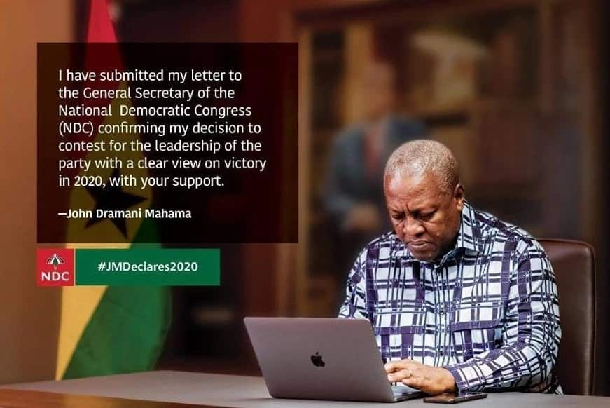 Why Mahama's 2020 run must be taken seriously