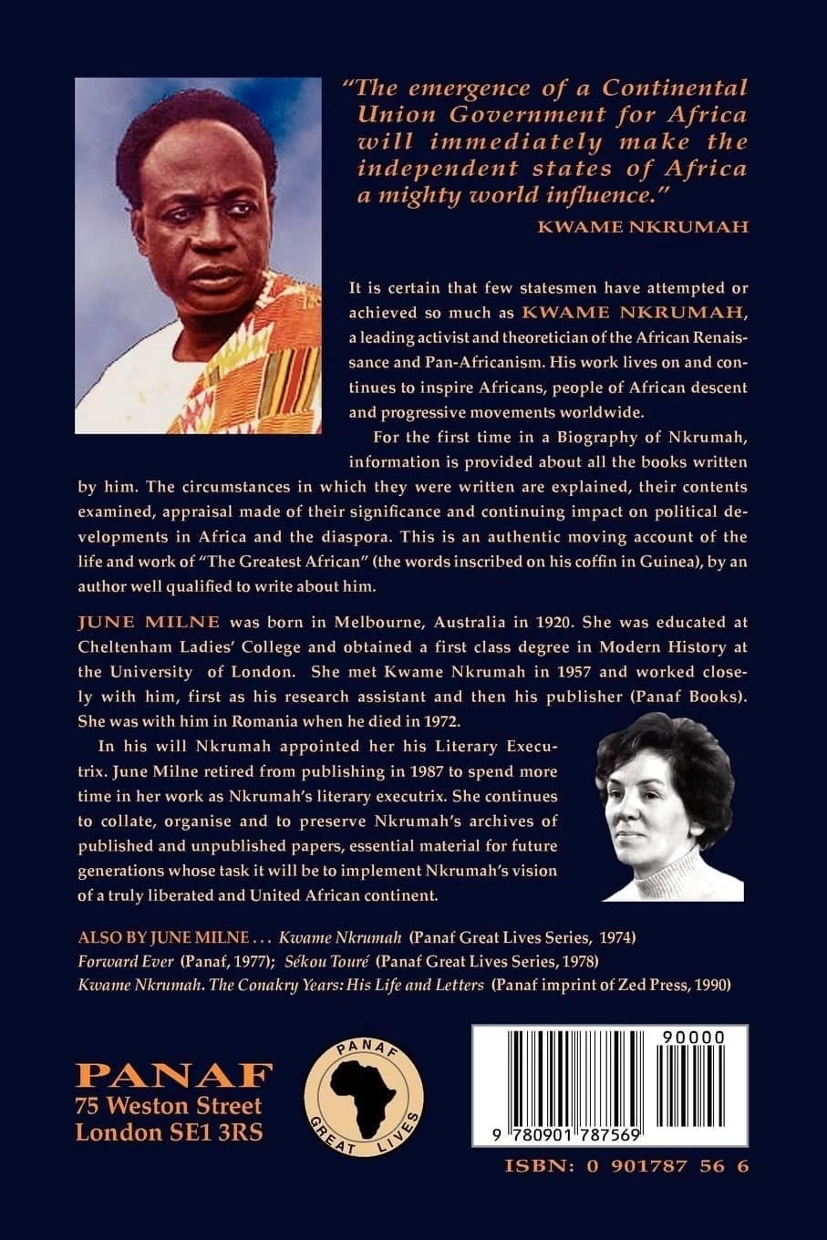 Kwame Nkrumah's editorial assistant dies aged 98