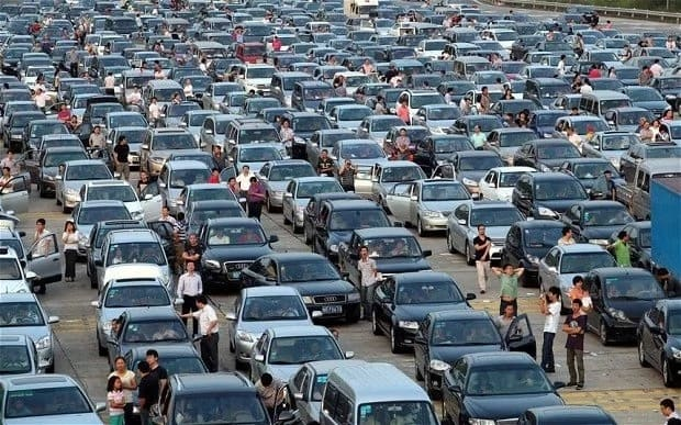 5 reasons why politicians need to experience traffic like everybody else