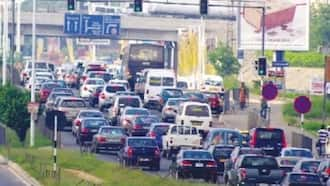 It will take you longer hours on Accra-Tema motorway for 21 days starting August