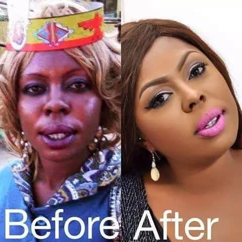 These ridiculous things can only happen in a Kumawood movie