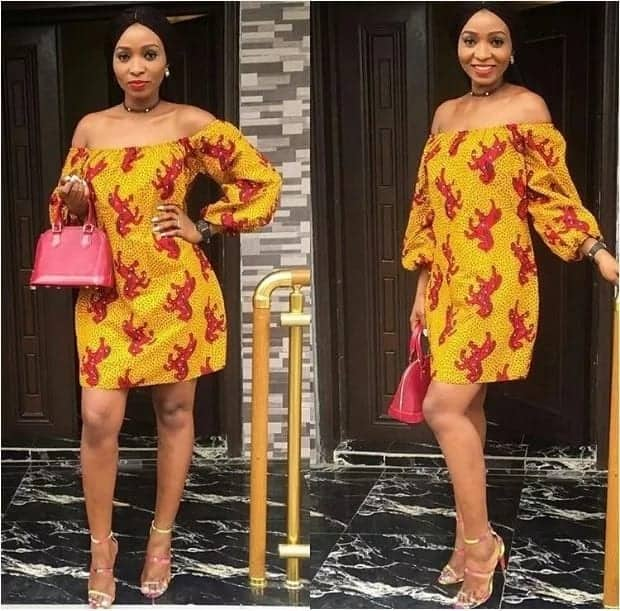 African dress designs for young women 2018