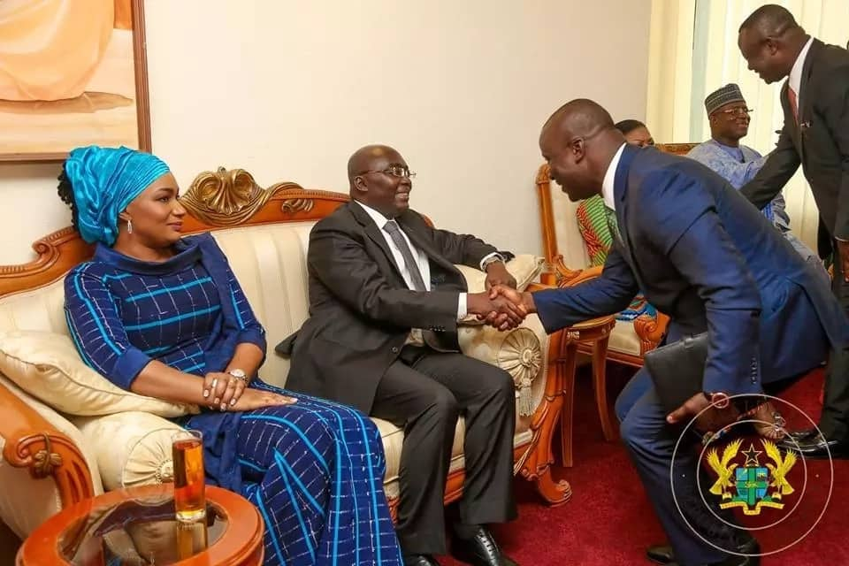 Who's the most powerful man in Ghana now, Nana Addo or Bawumia?