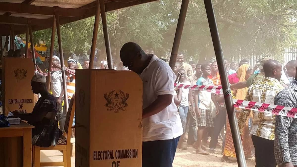 GJA presidential candidate's name replaced with John Mahama as allegations crop up