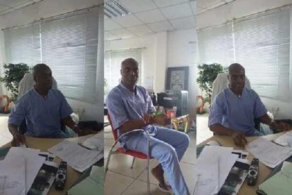 I am not a quack doctor - Dr Obeng Andoh