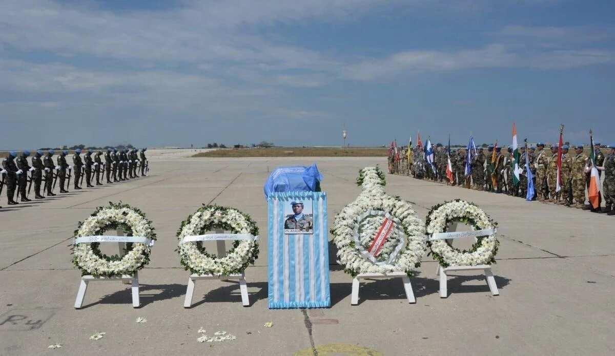 Ghanaian female soldier dies in Lebanon