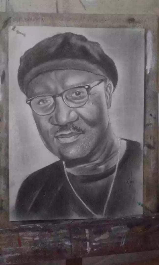 Meet Nana Opoku the artist taking art to a different level