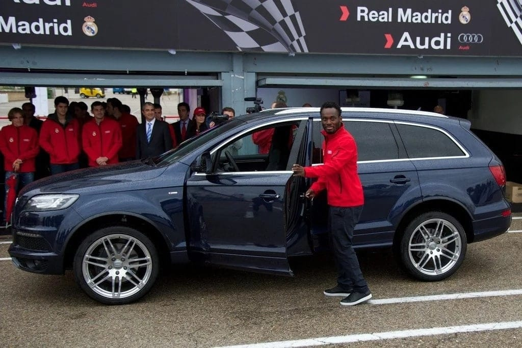 Michael Essien House and Cars