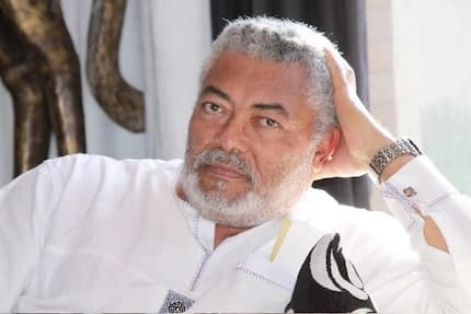 Former Prez Rawlings to show his cooking skill on TV